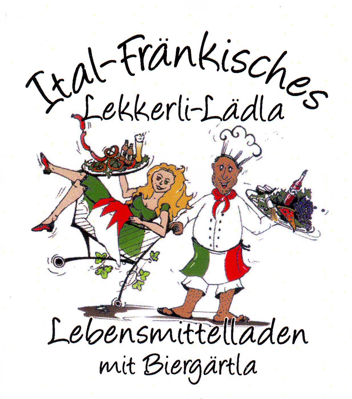 Ital.-Fränkisches Lekkerli-Lädla am Campingplatz Stephanie Horst<br />
